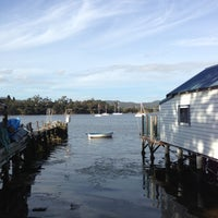 Photo taken at The Boatsheds Track by Matt G. on 10/29/2012