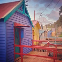 Photo taken at The Boatsheds Track by Matt G. on 9/25/2012
