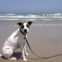 Photo taken at Whitecap Beach by Mario G. on 8/6/2013