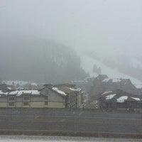 Photo taken at Winter Park Mountain Lodge by John P. on 3/16/2013