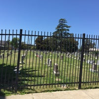 Photo taken at Evergreen Cemetery by George K. on 7/11/2017