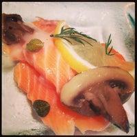Photo taken at Taormina Sicilian Cuisine by Mui Y. on 2/5/2013