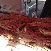Photo taken at Fort Mason Farmers' Market by Marina C. on 2/24/2013