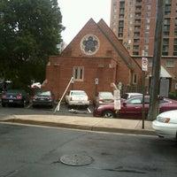 Photo taken at St. George Episcopal Church by Jason M. on 10/7/2012