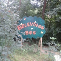 Photo taken at Belevingsbos by René v. on 8/17/2013