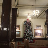 Photo taken at Union League Club Of Chicago by Anna M. on 12/8/2017