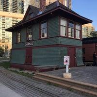 Photo taken at Toronto Railway Heritage Centre by Anna M. on 9/10/2017