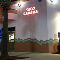 Photo taken at Taco Cabana by Denisse L. on 4/5/2013