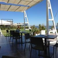 Photo taken at Aquatic Restaurant et Salon de thé by Duygu Z. on 6/14/2013