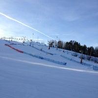 Photo taken at Flottsbro Stollift by Sveas P. on 2/27/2013