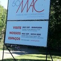 Foto tirada no(a) Museu de Arte Contemporânea (MAC-USP) por Marina G. em 7/18/2013