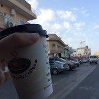 Photo taken at كفتريا وعد - جاي كرك by Tota on 11/6/2014