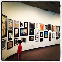 Photo taken at Springfield Art Museum by Amy S. on 4/2/2014