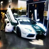Photo taken at Dubai Police General H.Q. القيادة العامة لشرطة دبي by Khalid A. on 4/10/2013