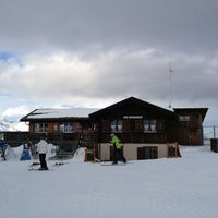 Photo taken at Piz Mundaun by Matthias M. on 12/25/2012