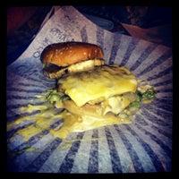 Photo taken at Rockstarz Burger by Binhong L. on 11/29/2012