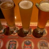 Photo taken at BJ's Restaurant and Brewhouse by Francisco V. on 11/20/2012