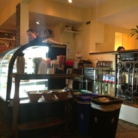 Photo taken at Bustle Caffe by Daniel C. on 12/4/2012