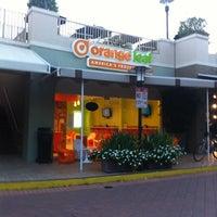 Photo taken at Orange Leaf by Sara L. on 10/6/2012
