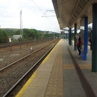 Photo taken at Meadowhall Interchange (MHS) by يمان Y. on 8/29/2013