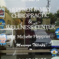 Photo taken at Heppner Family Chiropractor by Friz B. on 7/8/2013