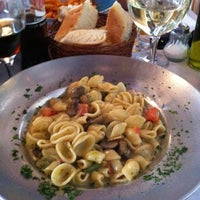 Photo taken at Il Ballo Del Mattone Trattoria Originale by Ale C. on 9/23/2012