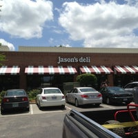Photo taken at Jason's Deli by Jay E. on 6/2/2013