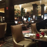 Photo taken at The Algonquin Hotel Times Square, Autograph Collection by Andrey M. on 11/2/2012