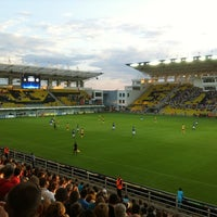 Photo taken at Sports Complex Sheriff by Igor M. on 7/16/2013