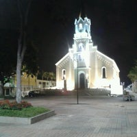 Photo taken at Catedral De São José Dos Pinhais by Fernando Z. on 2/5/2013
