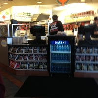 Photo taken at Jimmy John's by Richard G. on 10/1/2012