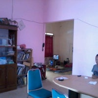 Photo taken at Rumah Blogger Indonesia by Joseph D. on 10/6/2012