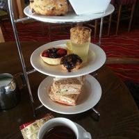 Photo taken at Tudor Park Marriott Bar by Ariel N. on 5/23/2014