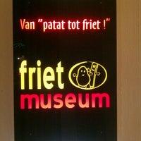 Photo taken at Frietmuseum by Vladimir I. on 12/26/2012