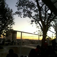 Photo taken at Complex Skatepark by Bruna B. on 4/14/2013