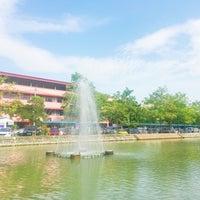 Photo taken at คณะวิทยาการจัดการ มหาวิทยาลัยราชภัฏนครราชสีมา by Gib P. on 8/20/2016