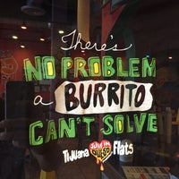 Photo taken at Tijuana Flats by Rob S. on 10/6/2016