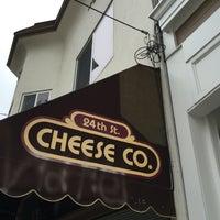 7/5/2016 tarihinde Rob S.ziyaretçi tarafından 24th Street Cheese Company'de çekilen fotoğraf