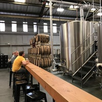 Photo taken at Barebottle Brewing Company by Rob S. on 6/24/2017