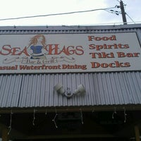 Photo taken at Sea Hags by Mindy M. on 10/27/2012