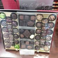 Photo taken at Rogers' Chocolates by BOHICA M. on 11/13/2013