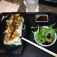 Photo taken at San Sai Japanese by Angela C. on 3/16/2013