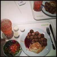 Photo taken at IKEA Restaurant by Angela C. on 5/29/2013