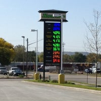 Photo prise au Kwik Trip Alternative Fuel Station par Chad G. le9/24/2012