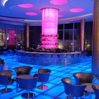 Photo taken at Bleau Bar @ Fontainebleau by MISSLISA on 12/10/2012