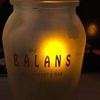 Photo taken at Balans Restaurant & Bar, Dadeland by MISSLISA on 12/8/2015