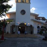 Photo taken at Iglesia de San Jose by Ann a. on 4/9/2014