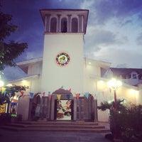 Photo taken at Iglesia de San Jose by Ann a. on 1/14/2014