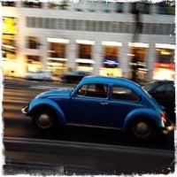 Photo taken at Haltestelle Wien Oper by @phreak20 on 1/12/2013