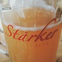 Photo taken at Stärker Frisches Bier by Eloi C. on 11/29/2015